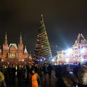 Russian Christmas- Wednesday, January 7th at Moscow 57
